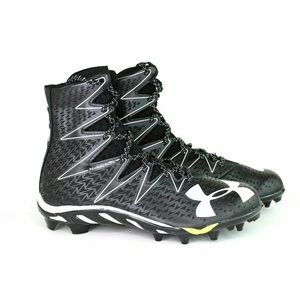Under Armour Mens Spine Brawler Football Cleats